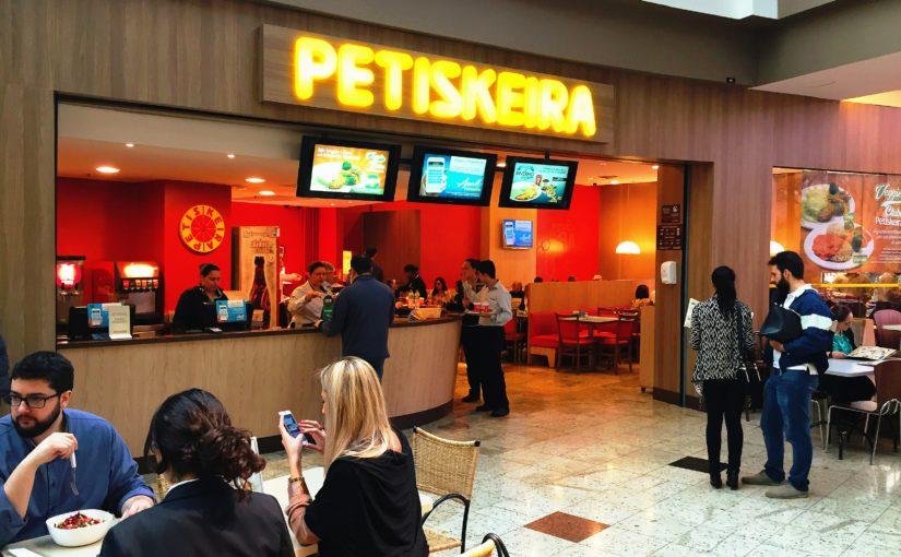 Almoço vegano na Petiskeira?