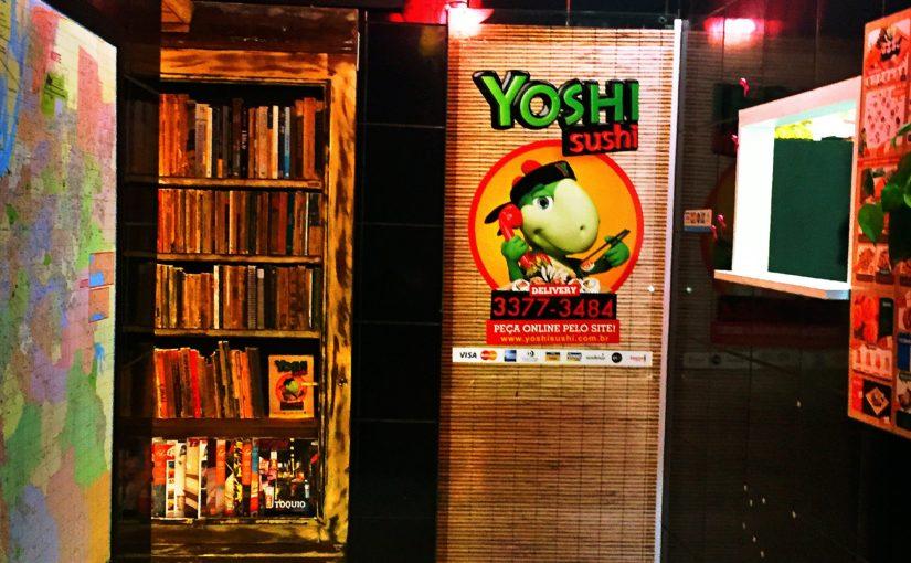 It's me, Yoshi!