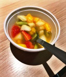 O Mix de Frutas.
