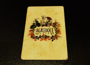 A comanda do Agridoce.